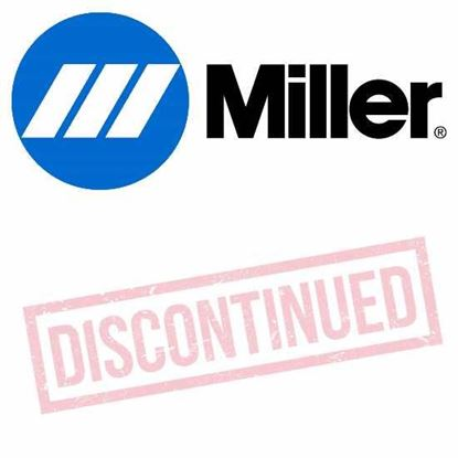 Picture of Miller Electric - 000416 - SCREW,010-24X .87 FLATHD-SLT STL PLD