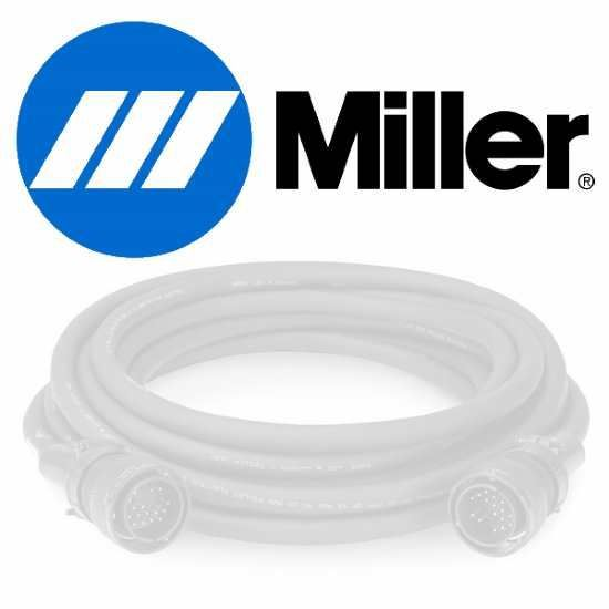 Picture of Miller Electric - 042418 - CONNECTOR KIT,DINSE 1 PLUG 50MM