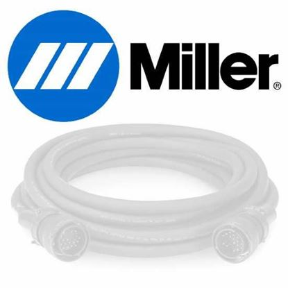 Picture of Miller Electric - 042419 - CONNECTOR KIT,DINSE 1 PLUG/1 RCPT 50MM
