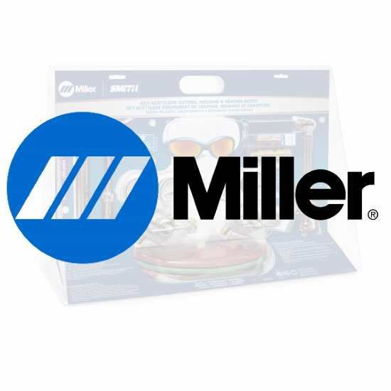 Picture of Miller Electric - 195378 - ADAPTER, GAS, TORCH-INTNL