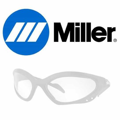 Picture of Miller Electric - 230536 - CAP, WELDING, BLUE FLAME, SIZE 7 1/8