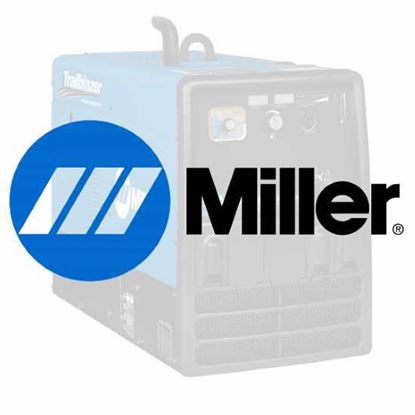 Picture of Miller Electric - 268904 - ENGINE ASSY,BRIGGS 1450 (THREADED SHAFT) W/MUF/BKT