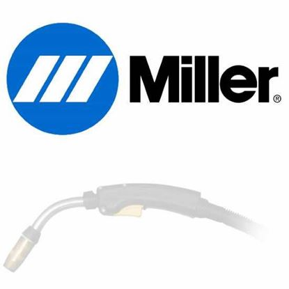 Picture of Miller Electric - N-M1218C - NOZZ, ACCULOCK MDX, 1/2, 1/8 REC, COPPER, MDX-250